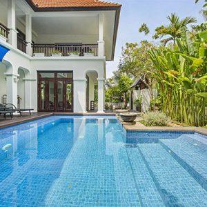 Abogo Villa Danang Furama Toan Canh 4bedroom