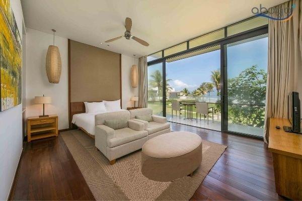 Cho Thuê Villa Đà Nẵng Hyatt Regency Resort Trực Diện Biển Phòng Ngủ
