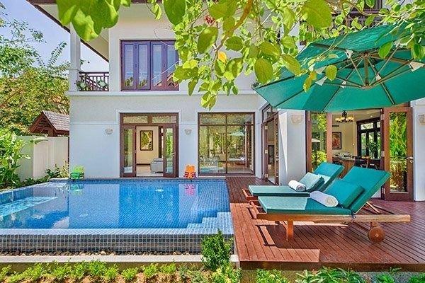 Furama Villa Đà Nẵng Có Hồ Bơi