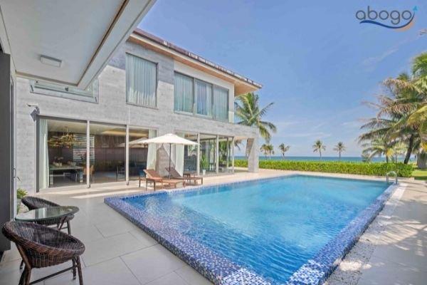 Thuê Villa Nguyên Căn Đà Nẵng Có Hồ Bơi Riêng Gần Biển Tại The Ocean Villas